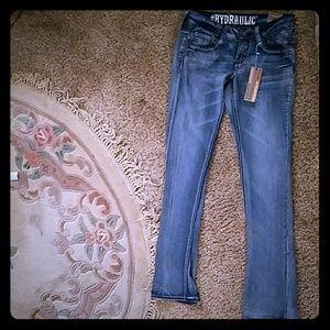 Brand new hydraulic jeans
